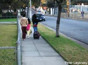 SRTS Guide: Sidewalks
